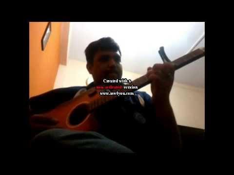 Guitar Cover - Krishna Flute Theme from Mahabharat (Star Plus)