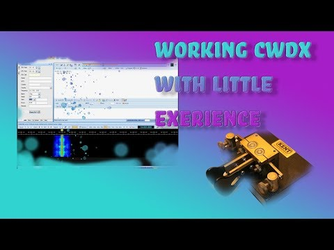 Working CW DX with Little CW Experience