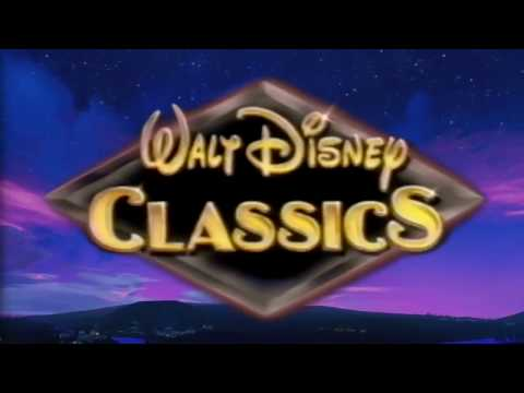 Walt Disney Classics Logo (Amateurish Remake) But With Different Music