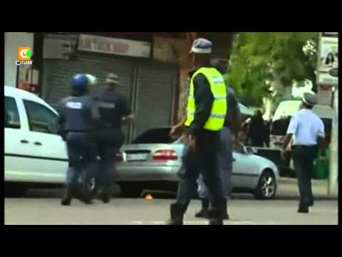 South Africa Violence Against Immigrants