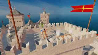 3DXChat multi player (18+) game for adults. Rock Castle by Torax