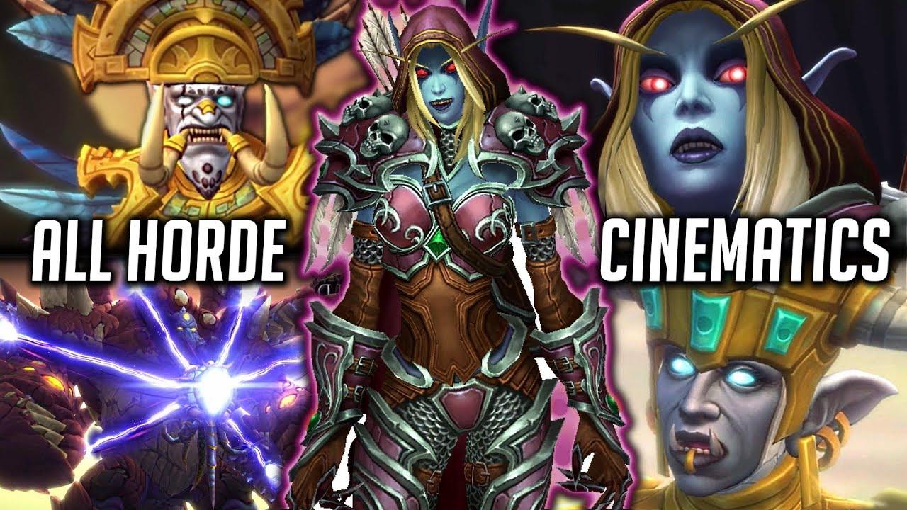 bfa raid cinematics