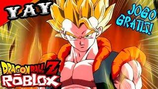 Nouveau jeu Free Dragon Ball à Roblox!!! Saga Db Infinity