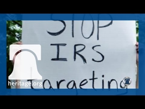 IRS Scandal Reveals Cost of Big Government