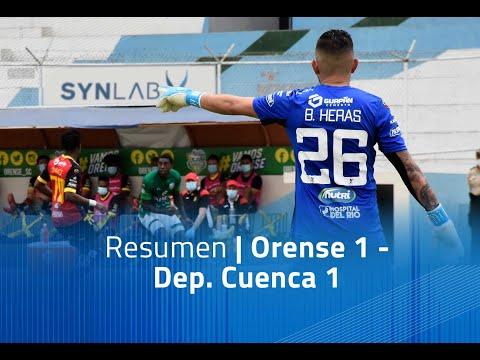 Orense Dep. Cuenca Goals And Highlights