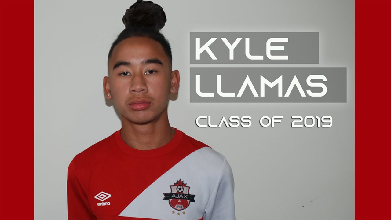 Kyle Llamas - College Soccer Recruiting Highlight Video - Class of 2019