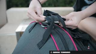 Handpan Softbag (Smarty Bag) by Hardcase Technologies- The most comfortable bag in the market-