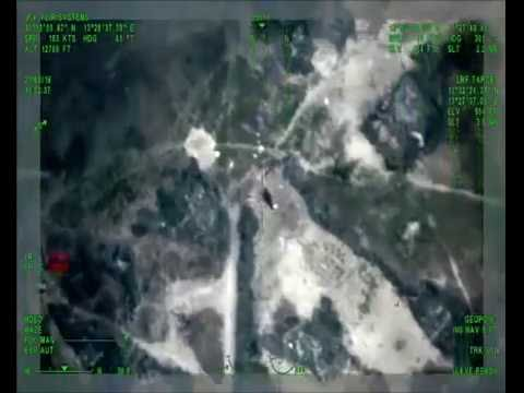 Watch The Air Strikes That Wounded Shekau, Killed 300 Insurgents (Video)