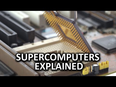 Supercomputers as Fast As Possible