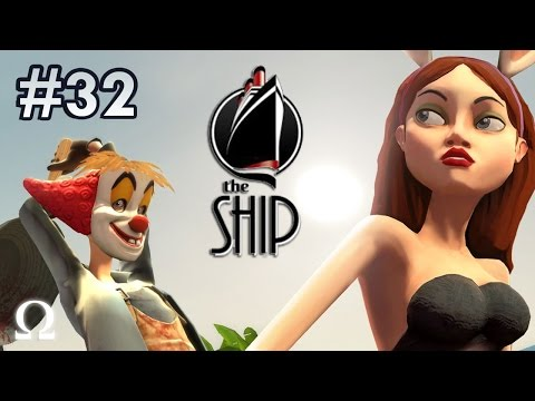 GASSY WON'T DANCE, GUNS GALORE! | The Ship #32