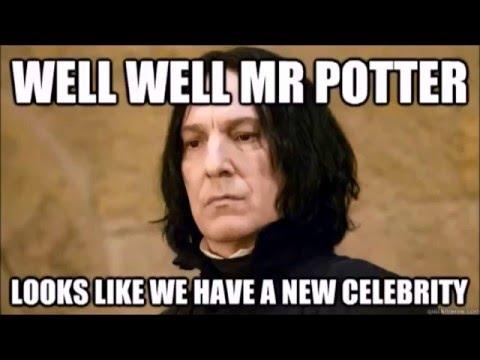 Tribute To Alan Rickman / Professor Severus Snape - A ...