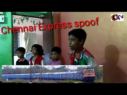 Chennai express movie spoof /by camran tv /