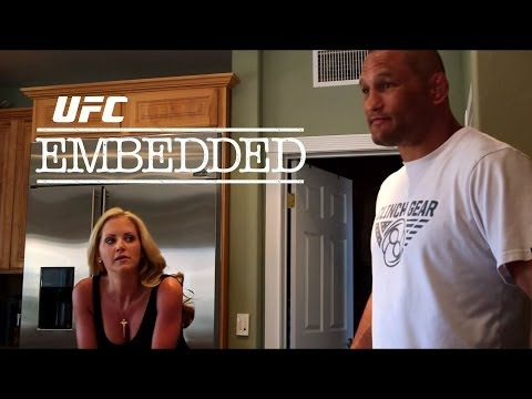 UFC 173 Embedded: Vlog Series - Episode 2