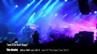 The Kooks Bilbao BBK Live 2012 Viernes 13 de Julio