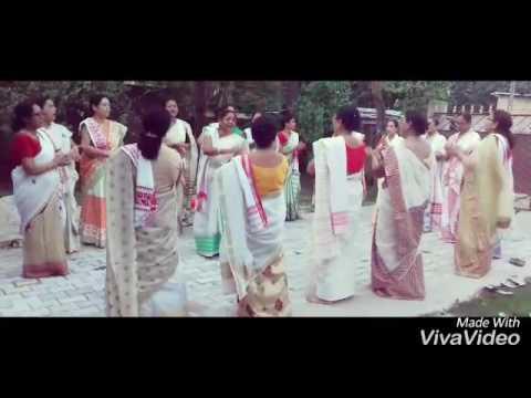 Folk culture of Assam