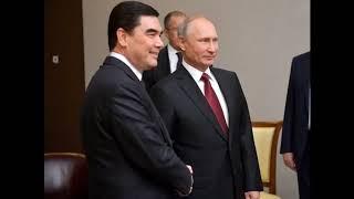 Смотреть видео Умер президент Туркменистана Гурбангулы Бердымухамедов онлайн