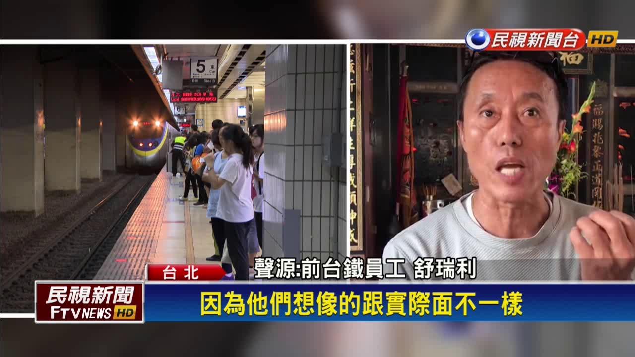 臺鐵司機員培訓至少兩年 6款車種須駕輕就熟-民視新聞 - YouTube