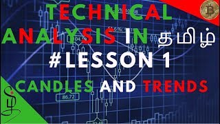 Bitcoin Technical Analysis in Tamil - Lesson1 Crypto Tamil