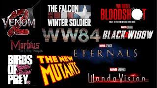 今回は2020年に公開されるアメコミ原作の映画(ディズニープラスを含む)を予習しちゃいますよ! →2020年公開・配信予定のアメコミ映画一覧...
