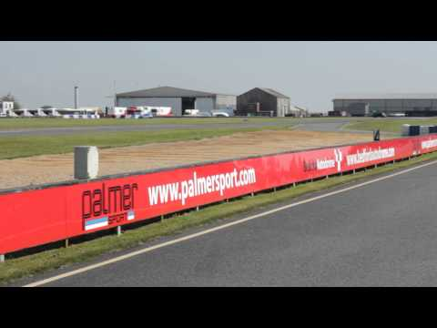 BMW M3 Crash at Bedford Autodrome May 2014