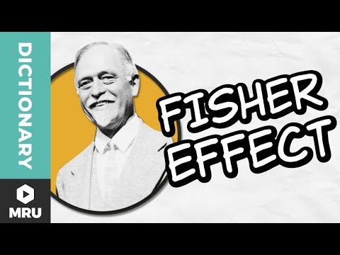 What Is The Fisher Effect?