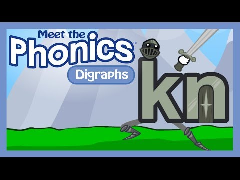 Meet the Phonics Digraphs - kn