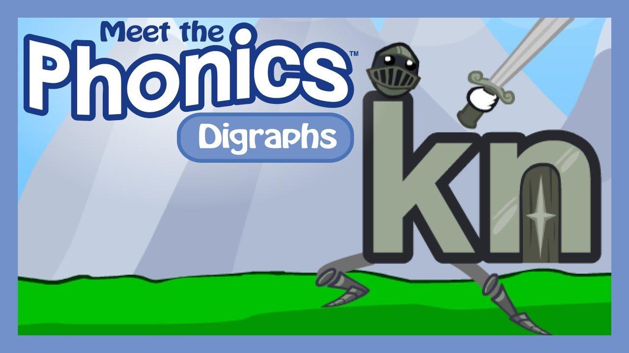 Download Meet the Phonics Digraphs - kn