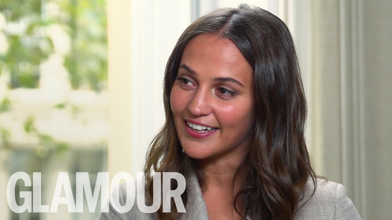 "Angelina Jolie Nue Sex alicia vikander on speaking up in sex scenes ""it was a moment when i was  afraid"" 