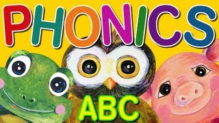 ABC Phonics Song 2 ABC Songs For Children