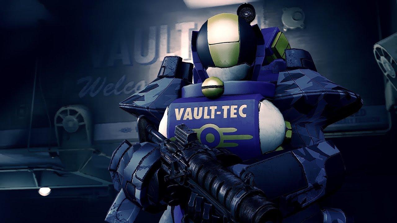 Navi Power Armor Fallout 4 Mods PC YouTube
