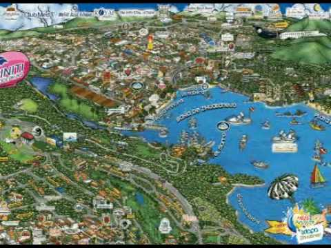 Testimonials About The Artistic Map Of Ixtapa Zihuatanejo In The