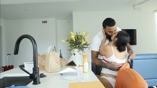 HOW TO TREAT YOUR PREGNANT GIRLFRIEND..