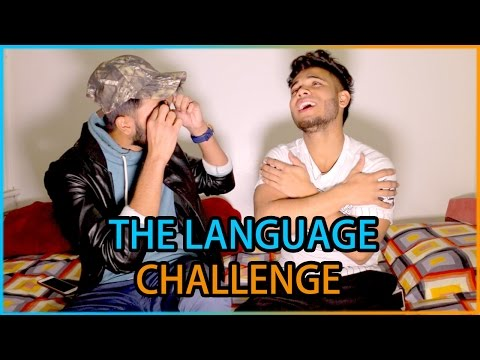 THE LANGUAGE CHALLENGE (Arabic, Hindi, Indonesian, French, Japanese, & Chinese)