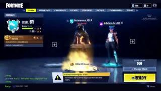 Fortnite Battle Royale| LETS GET A WIN!!! Livestream #7