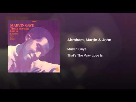Abraham, Martin & John