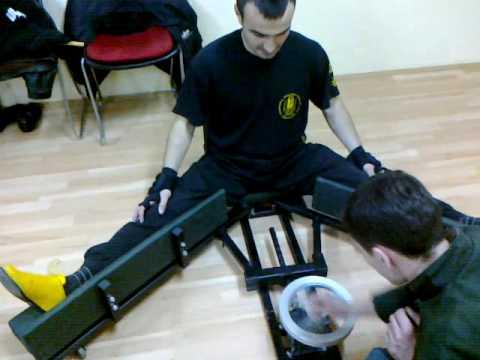 Wing Chun Trening SiFu Koviljac GYM Serbia Sremska Mitrovica