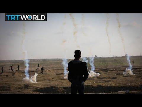 Palestinians Ask The International Criminal Court To Investigate Israel For War-crimes