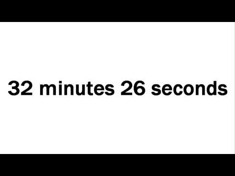 1 Hour Countdown Timer - 60 Minute Online Egg Timer With Alarm Clock Sound