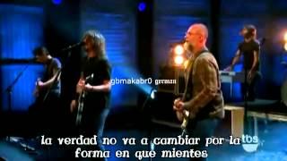 Foo Fighters ft Bob Mould - Dear Rosemary (subtitulado en español)