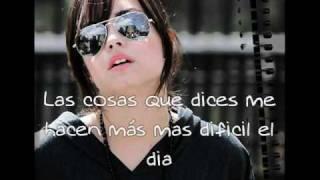 Demi Lovato - Trainwreck (traducida al español)