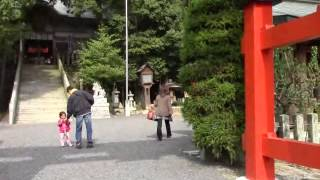 敢國神社(あえくに)神社 伊賀一之宮