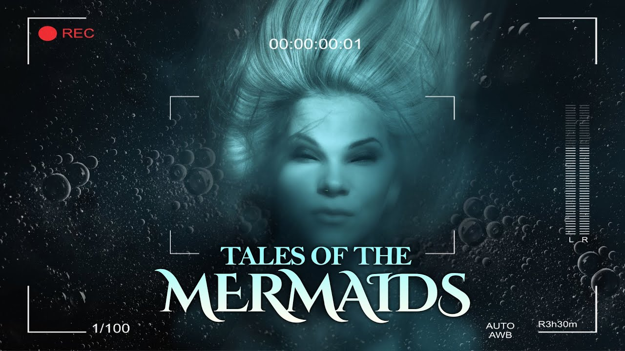 The Evidence of Real Mermaids!