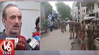 Ghulam Nabi Azad Speaks On Thoothukudi Anti-Sterlite Protest Killin...
