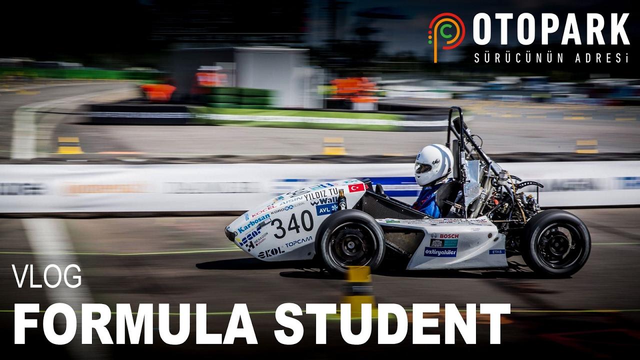 Formula Student nedir? | VLOG