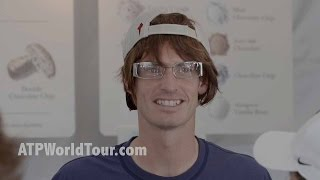 Andy Murray Goes Undercover To Prank Fans In Cincinnati