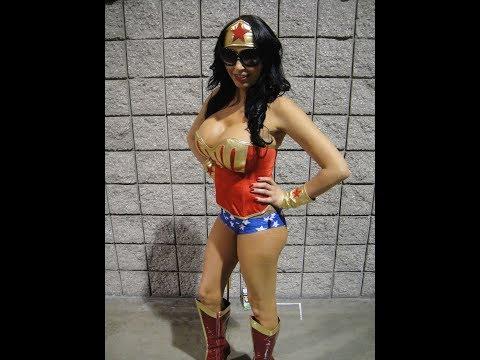 Wonder Woman in Real Life  | Gal Gadot