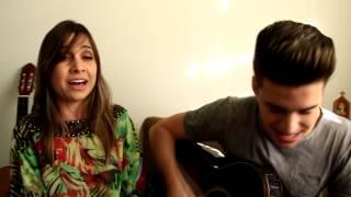 Mariana & Mateus - Poeira da Lua - Marcos & Belutti (COVER)