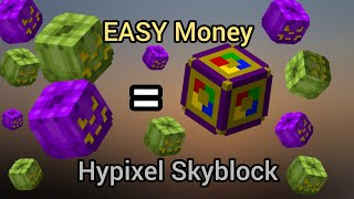 FREE Coins Hypixel Skyblock - EASY Money Making Method
