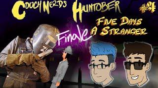MURDERER GHOST!! - Five Days A Stranger #4 FINALE (Hauntober)