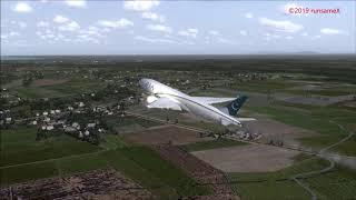 PIA 777-200 Crash after take off Jakarta